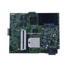 For ASUS K52DR A52D X52D K52DY K52DE REV 2.0 2.2 or 3.0  laptop motherboard with cpu 100% Original tested good Warranty 45days(China (Mainland))