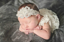 Lace Rhinestone Headband  Vintage Bridal Headband Prom Headband  Flower Girl Headband  Bridesmaid Headban Newborn Photo Prop(China (Mainland))