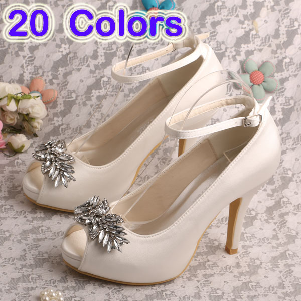 2015 New Spring Womens Shoes European Style Mixed Bridal Shoes Charms Dropshipping<br><br>Aliexpress