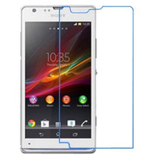 Protective Guard Explosion-proof Premium Tempered Glass Screen Protector For Sony Xperia SP M35H M350T M350C Phone Accessories