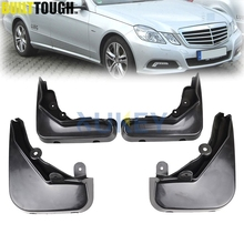 Buy Set Molded Mud Flaps Benz E Class E-Class W212 2010 2011 2012 2013 Mudflaps Splash Guards Front Rear Mudguards Accessories for $37.59 in AliExpress store