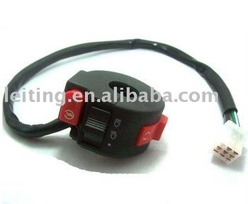 Function Switch Left Side 50 70 90 110 125cc ATV