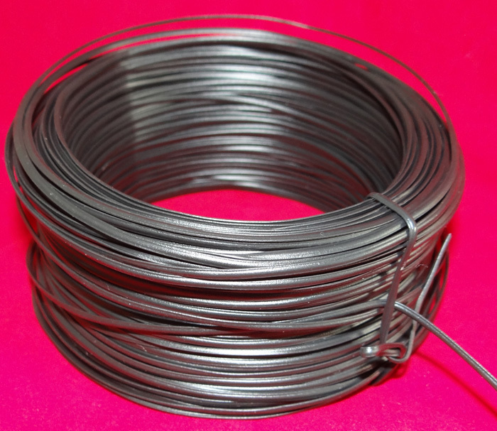 1 roll/lot electric galvanized iron wire 0.55mm(China (Mainland))