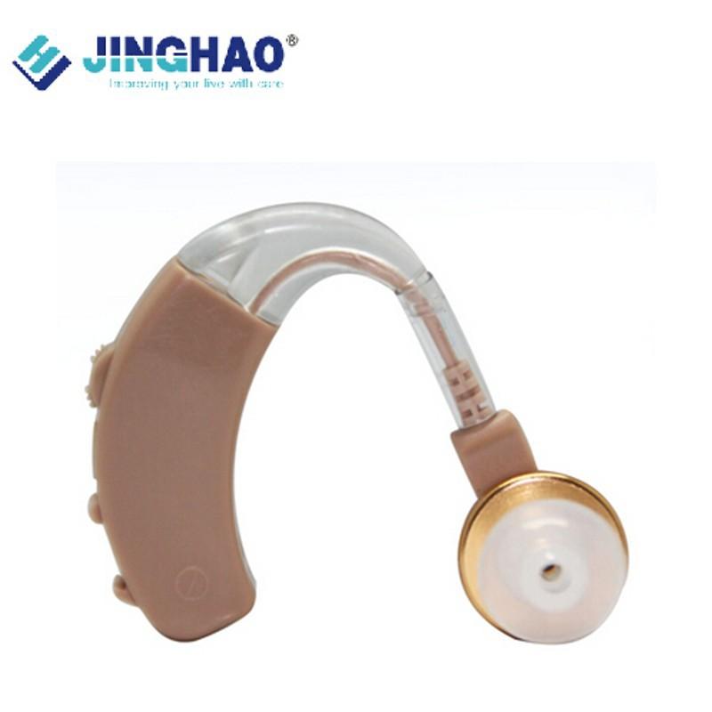Free Shipping Ear Sound Amplifier Surround Deaf Ear Hearing Aid BTE Tuneable Ear Hearing Aids Aid Mini Hearing Aids For Deaf  <br><br>Aliexpress
