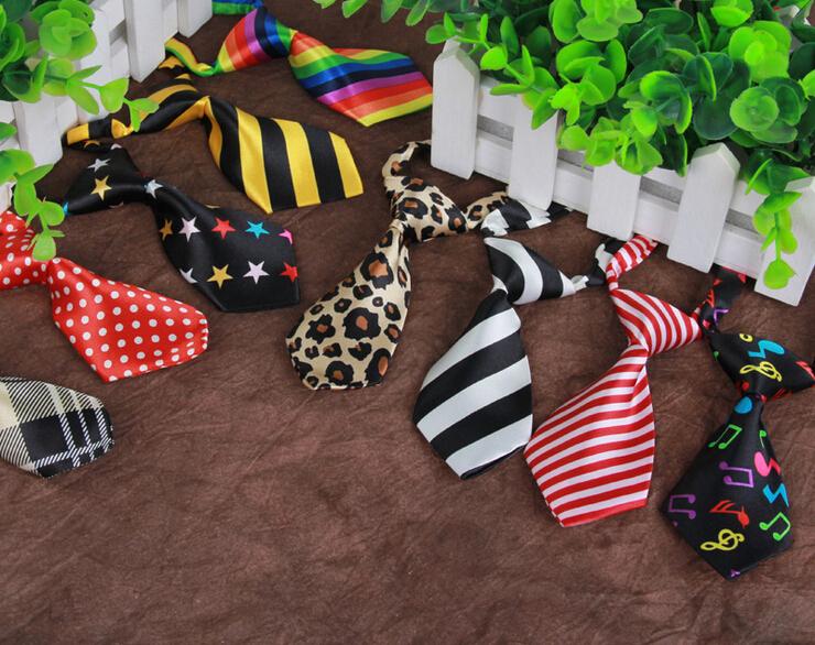 Hot baby children cartoon printed tie Pet dog tie tie bow tie factory wholesale small spot(China (Mainland))