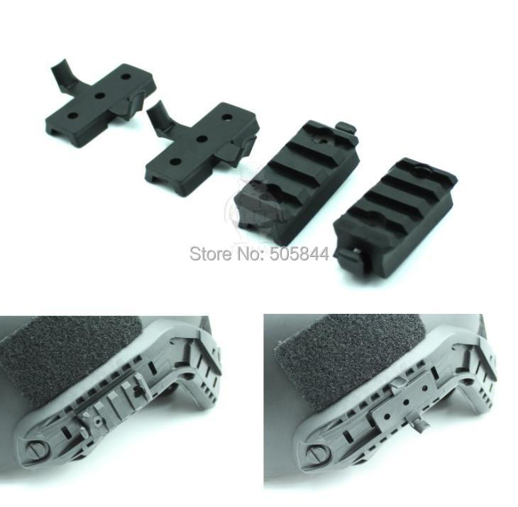 Outdoor FMA OPS FAST helmet rail gadgets accessories TB293-BK free shipping(China (Mainland))
