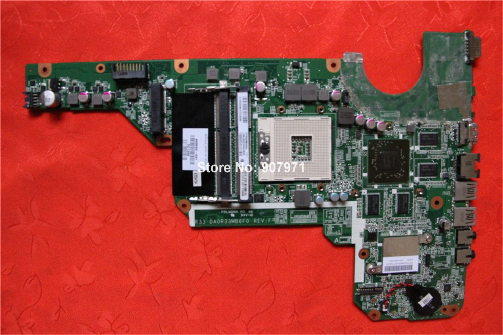 For HP Pavilion G4-2000 G6-2000 G7 680569-501 DA0R33MB6F0 HM76 7670/1G System Board Laptop Motherboard Fully Tested To Work Well