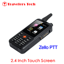 ALPS F22 Dual SIM 3G WCDMA Zello PTT Walkie Talkie Mobile Phone 3500mAh 2.4Inch Touch Screen 512MB RAM 4GB ROM Android 4.4(China (Mainland))