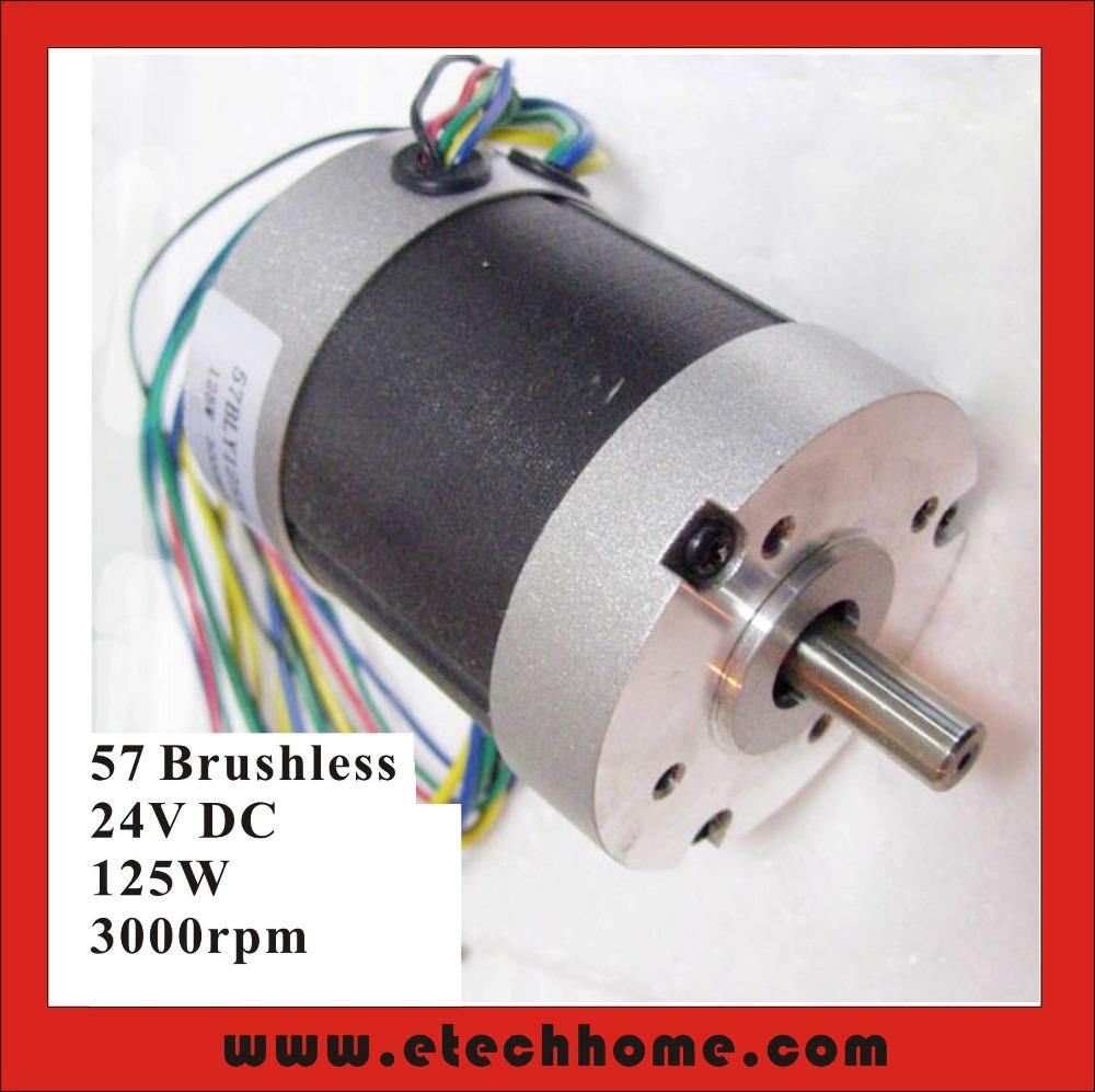 Abundant Inventory Electric Nema 23 Motor Brushless Dc