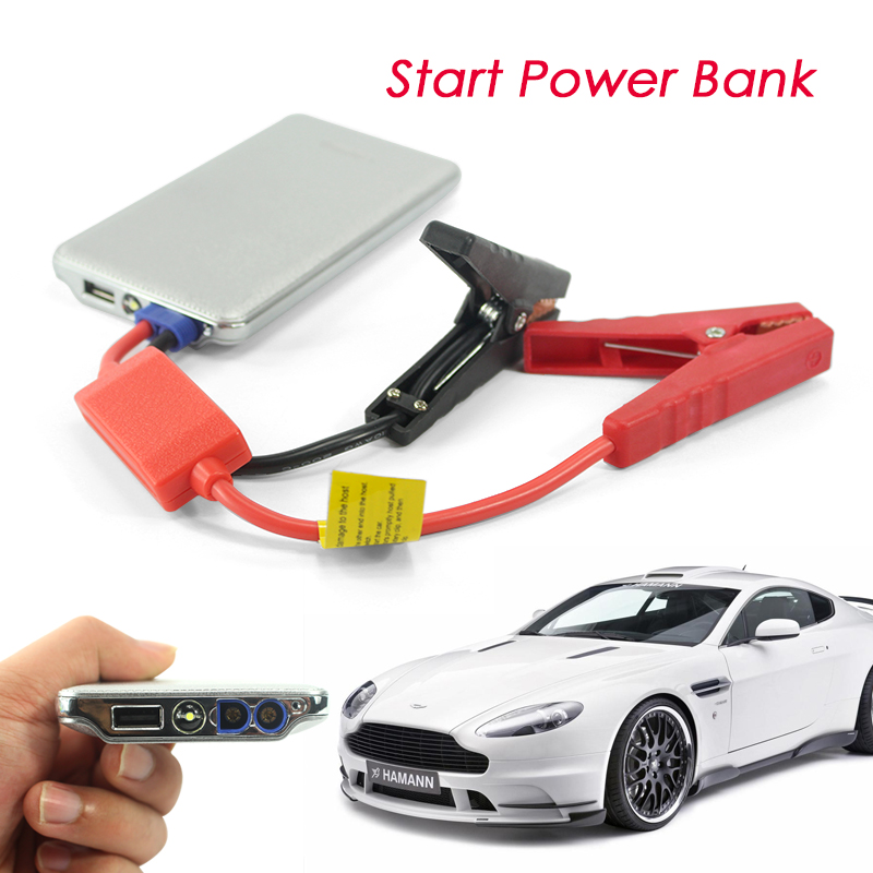 Portable Mini Gasoline Diesel Car Jump Starter 6000mAh 12V Emergency Battery Charger Multifunction Phone Laptop Power Bank 6668<br><br>Aliexpress