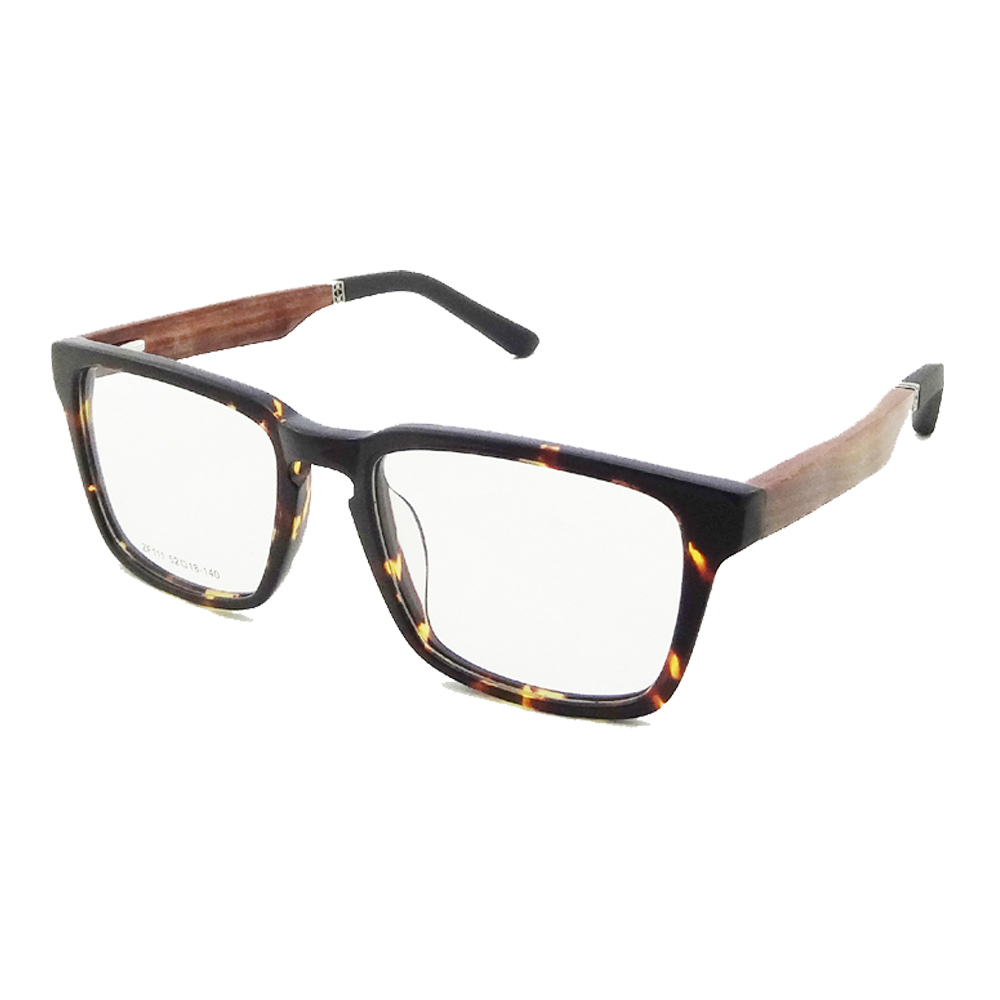 Nature Wood eyeglasses frames men sagawa fujii glasses ...