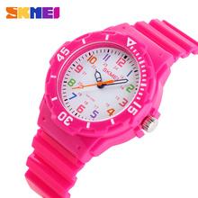 SKMEI Children Quartz Watch Lady Sports Watches Fashion Casual Ladies Wristwatches Jelly Kids Clock girls Students Wrist watches(China (Mainland))