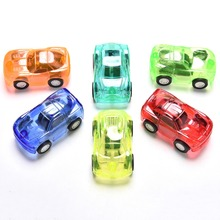 Cars For Child Hot Wheels Mini Car Model Kids Toys For Boys 1Pcs Hot Selling Candy Color Pull Back Car Plastic Cute Toy (China (Mainland))
