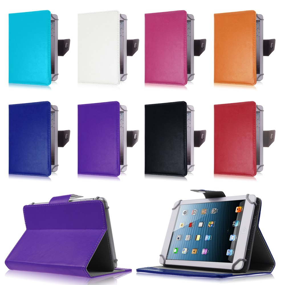 8 inch For HP Pro Tablet 408 PU Leather Stand Cover Case for Acer Iconia W3-810 Universal 8.0 inch Tablet Accessories S2C43D(China (Mainland))