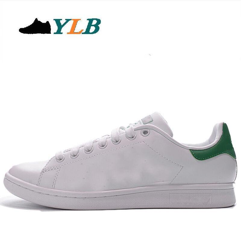 2016 Famous Brand Design PU Men Casual White Shoes Spring Autumn Unisex Flats Walking Shoes Deportivas