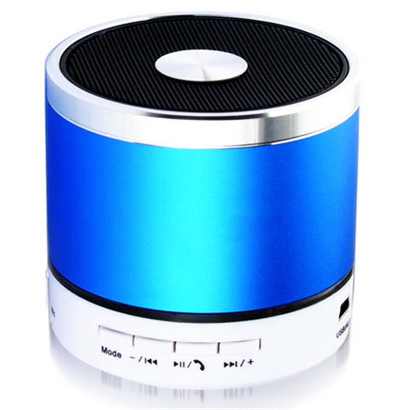 Wireless Bluetooth High Quality Intelligent Portable Mini Speaker Sound Card Lasting Life