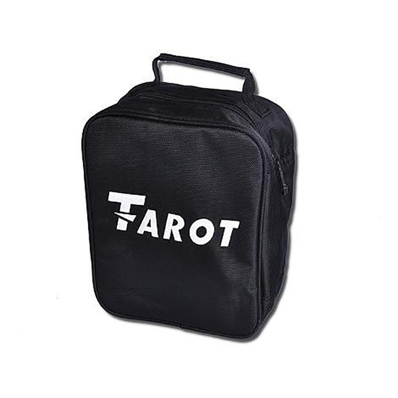 Tarot Handheld Remote Control Bag Handbag RC Transmitter Case TL2692 for Radiolink Helicopter Plane Quadcopter 23x10x27cm(China (Mainland))