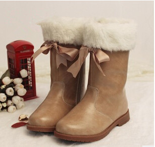 2014124 new arrival winter children boots ,High quality genuine leather girls boots warm,children shoes<br><br>Aliexpress