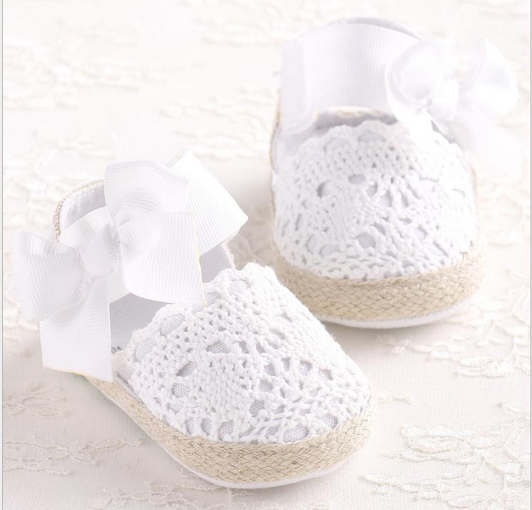 "2015 new baby toddler shoes soft soled sandals white crochet knit bottom Huaxie calcados de tenis infantil sandalias sapato - ""^_^"" Commodity *^_^* store"