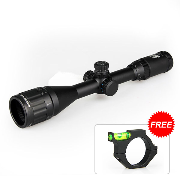 Фотография Promotion New Tactical 4-12X44AOL Rifle Scope For Airsoft Gun Pistol CL1-0240