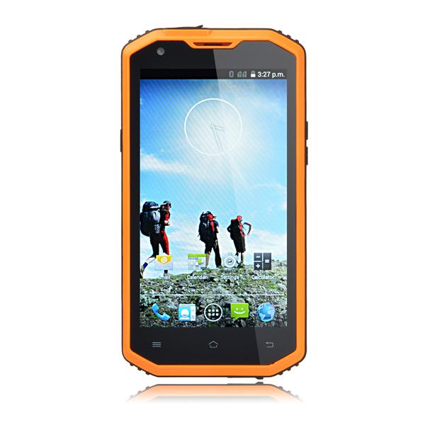 Мобильный телефон No.1 1 X 2 5,5 4G LTE IP68 Qualcomm MSM8916 1 , 8 Android 4.4.4 5MP + 13 HD 4500mAh 面向模式的软件架构·卷1:模式系统
