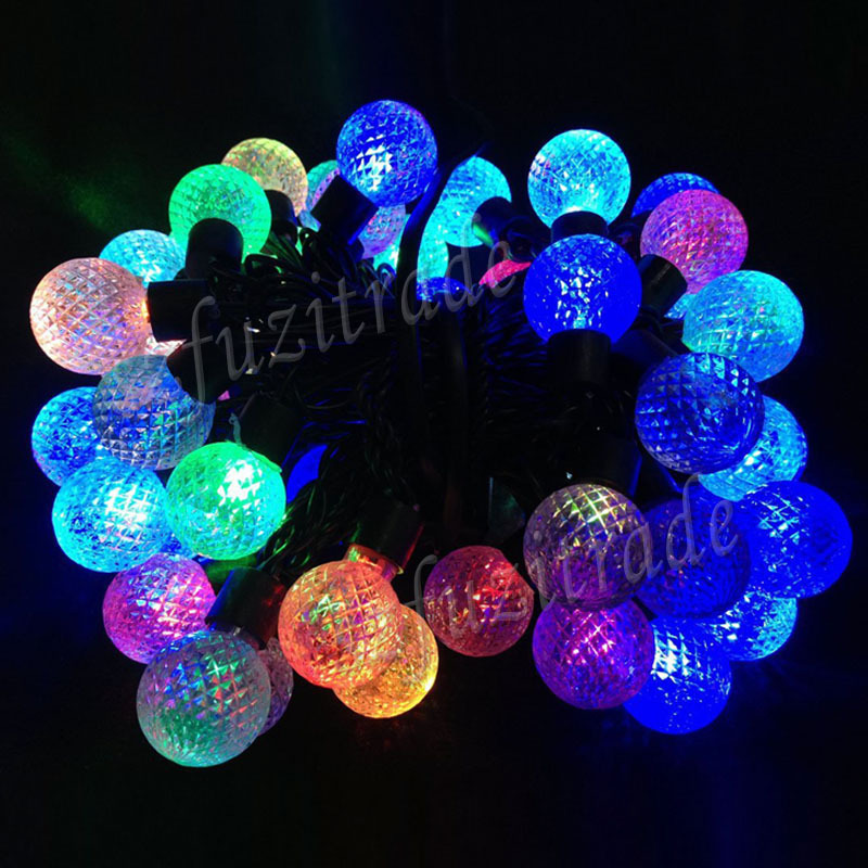 Ball Led Lights Lighting String Fairy Bulb Light Christmas Xmas Garland Decoration Wedding Party Decoration Multicolor BCA00024E<br><br>Aliexpress