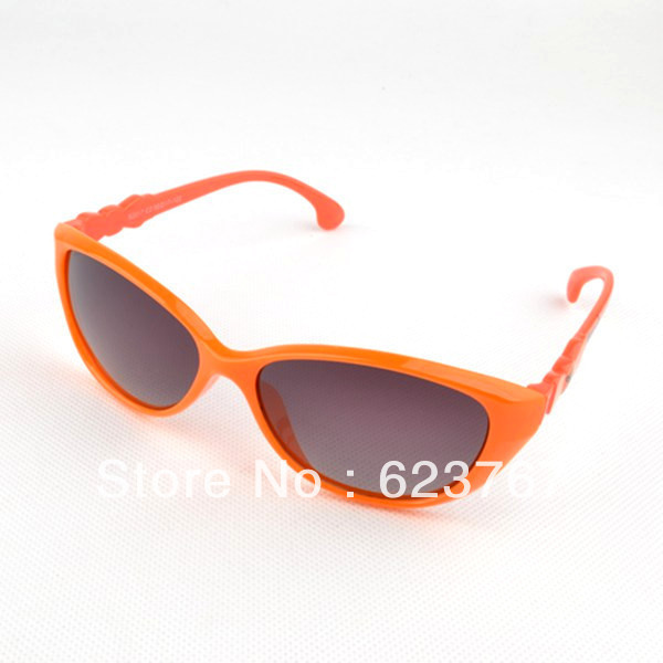 Free shipping 2013 new fashion colorful children's polarized sunglasses / goggles / glasses cute