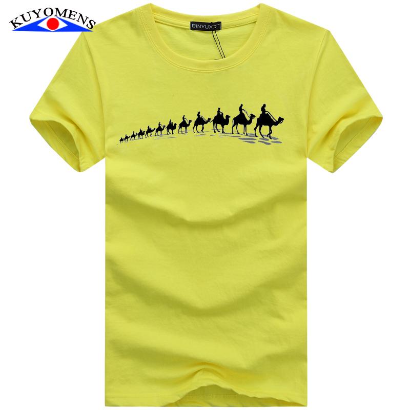 Men t shirts cotton plus size 5xl 4xl tee shirt homme for Mens t shirts 4xl