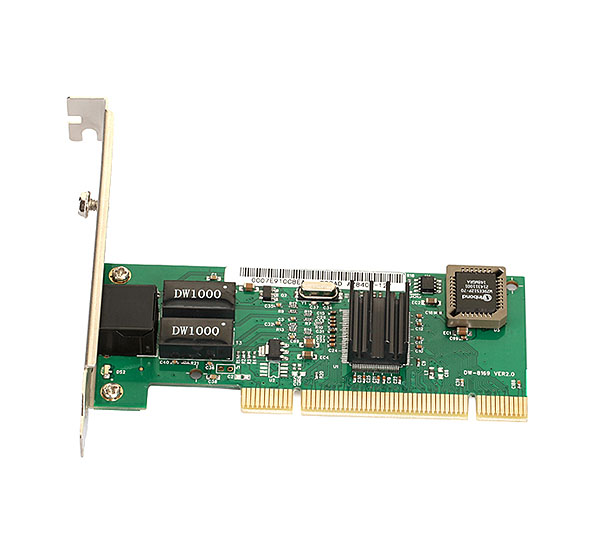 PCI Lan Card 1000Mbps gigabit RJ45 wired Network Interface Card(China (Mainland))