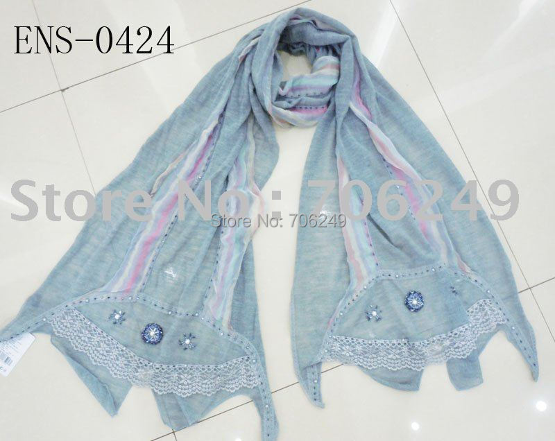 fashion scarf,fashion shawl,acrylic scarf,autumn scarf,patchwork shawls,2011 new design - ELLEN FASHION ACCESSORIES store