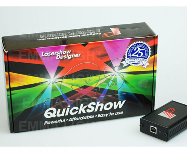 Buy Original quickshow Interface Dj Laser Light Ilda Software Laser Software(China (Mainland))
