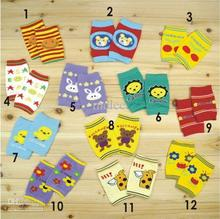 Big Discount New Animal Cartoon Baby Leg warmers Baby socks Baby knee warmers 22color for choose freely 200pc=100pairs/lot(China (Mainland))