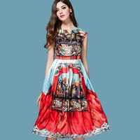 Женское платье 2015