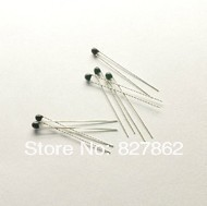 Free Shipping 100pcs 10k OHM Thermistor Resistor NTC-MF52-103/3435 10K 3435+-1%