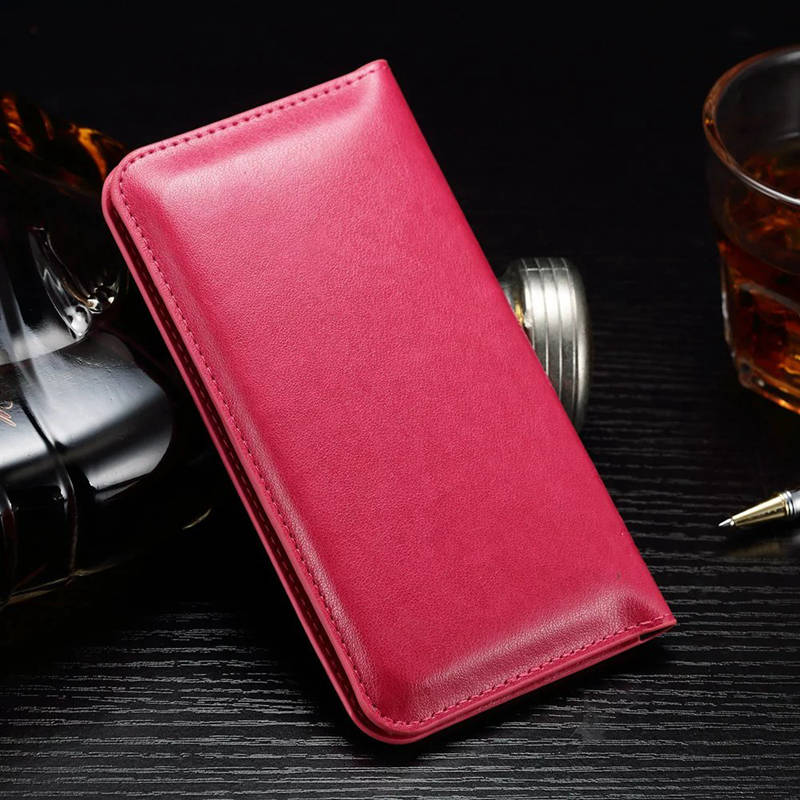 Luxury Leather Wallet universal mobile phone pockets holster Cover Case for iPhone 6 For samsung LG SONY HTC Xiaomi Phone