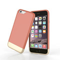 For iPhone 6 Case Fashion Matte Hybrid Plastic Hard Phone Cases Combo Slide Back Cover For