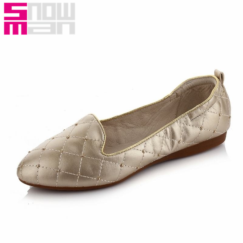 Popular 2016 Women Flats Boat Shoes Spring Summer Cozy Super Soft Flats Rubber Sole Ballet Shoes Casual Flat Sole Zapatos Mujer