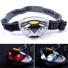Value LED Head Lamp/Flashlight With Headband