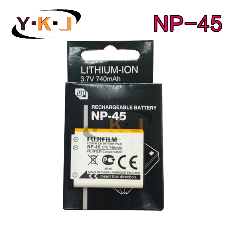 Original NP-45A FNP45a NP45a NP 45 45A NP-45 Battery for Fujifilm fuji XP11 J38 Z70 Z35 J40 J20 Z10 Z20 Z100 fd J10 J50 Z200 Z33(China (Mainland))