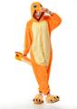Adult Costume Pokemon Charmander Anime Onesies Pajamas Pyjamas Cosplay Jumpsuit Hoodies Sleepwear for Halloween Carnival Party