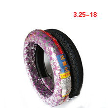 1pcs Motorcycle tires Vacuum tire 3.25-18/Motorcycle Scooter Moped tyre 3.25-18(China (Mainland))
