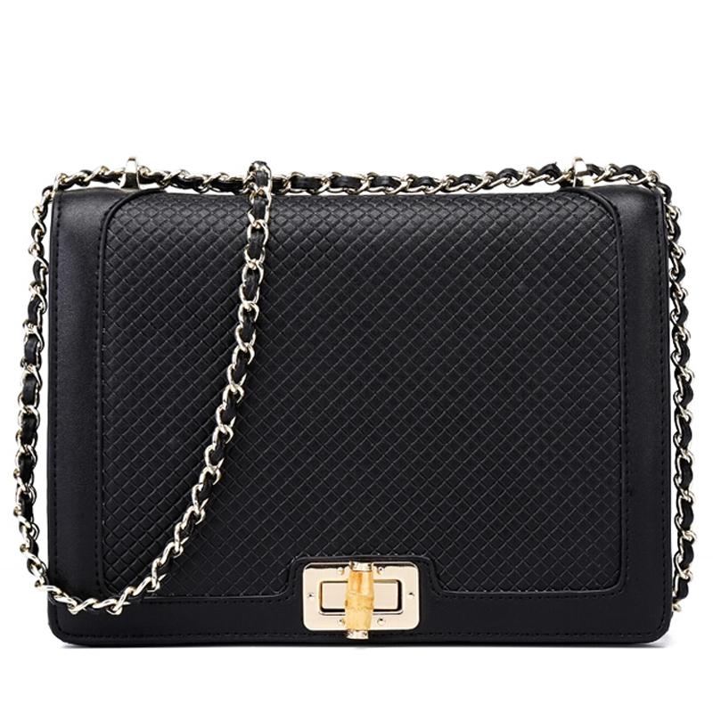 Fashion Famous Brand Women Bag Fashion BEJALI High Quality Genuine Leather Women Handbags Women Diamond Lattice Messenger Bags<br><br>Aliexpress
