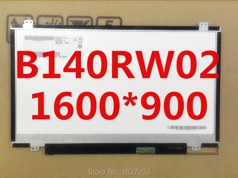 "14.0"" LED LCD Screen Fit LTN140KT03 B140RW02 V.0 V.1 V.2 V0 V1 V2 WSXGA Display Panel Replacement Matrix(China (Mainland))"