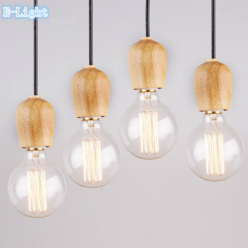 Edison Led Wood Pendant Lamp – GD Traders | Wholesale Deal Alerts ...