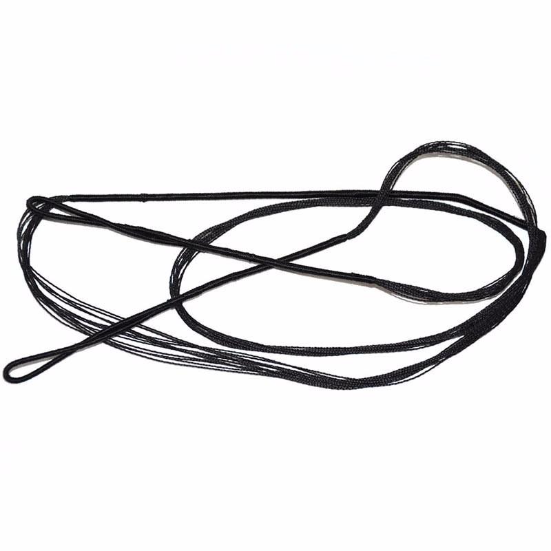 2 шт. лук струны традиционный Рекурсивный охотничий стрельба аксессуары длина 43 7 1.3