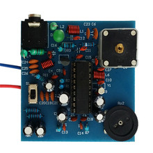 Diy Kit BA1404 BP type FM transmitter Board Kit FM stereo transmitter Board Kit Electronic suite
