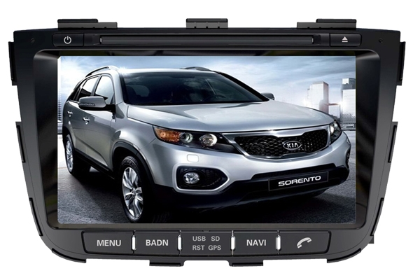 Android CAR DVD PLAYER WITH GPS FOR KIA SORENTO 2013 Navigation Radio Bluetooth PIP TV Free Maps - Shenzhen TomTop E-commerce Technology Co., Ltd. store
