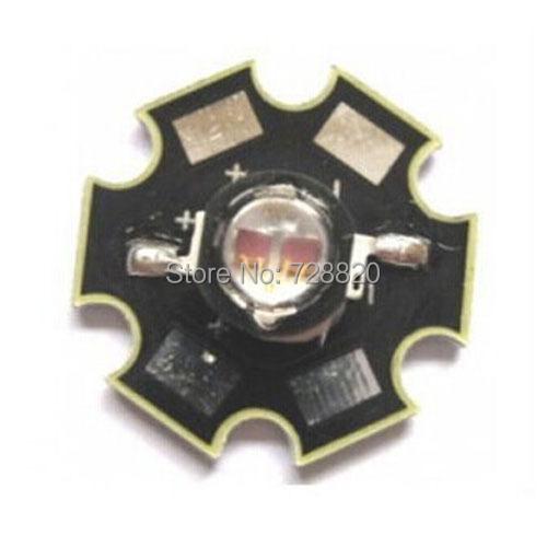 5W Infrared 940nm High Power Led IR Light Emitting Diode with Heatsink(China (Mainland))