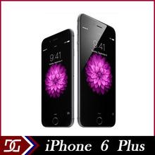 Unlocked Original Apple iPhone 6 iPhone 6 Plus 16GB 64GB 128GB 4.7 & 5.5 Screen IOS 8 3G WCDMA 4G LTE 8MP Camera Mobile Phone(China (Mainland))