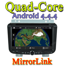 Quad-Core HD 1024*600 Capacitive screen 2 din Android4.4 Car DVD player for Geely Emgrand EC7 car gps radio car radio car stereo(China (Mainland))